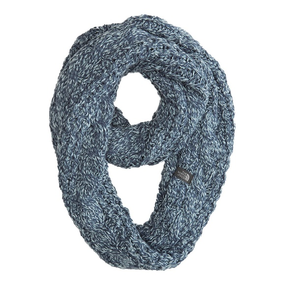 dbc4d1b92cb The North Face Cable Minna Scarf Ink Blue. NWT